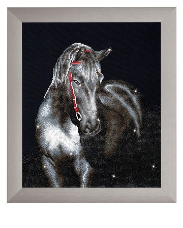 Diamond Painting Hest